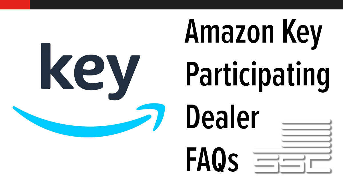 Amazon Key - Participating Dealer FAQs