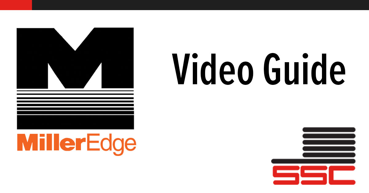 Video Guide - Understanding the Miller Edge Quote Form for Garage Doors & Gates
