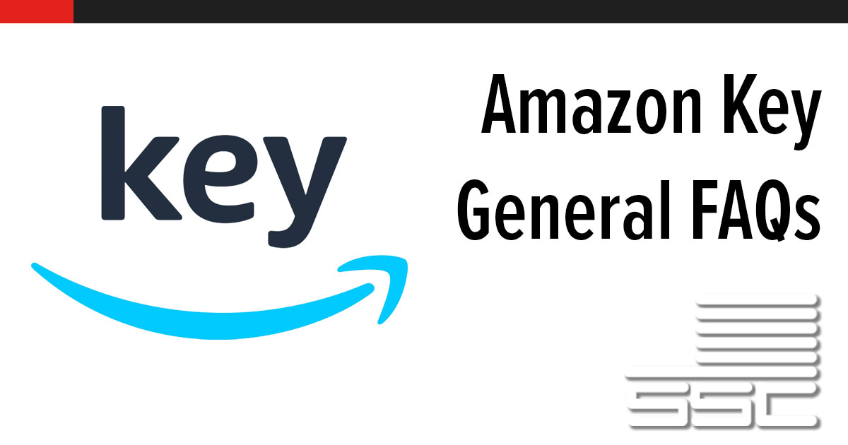 Amazon Key - General FAQs