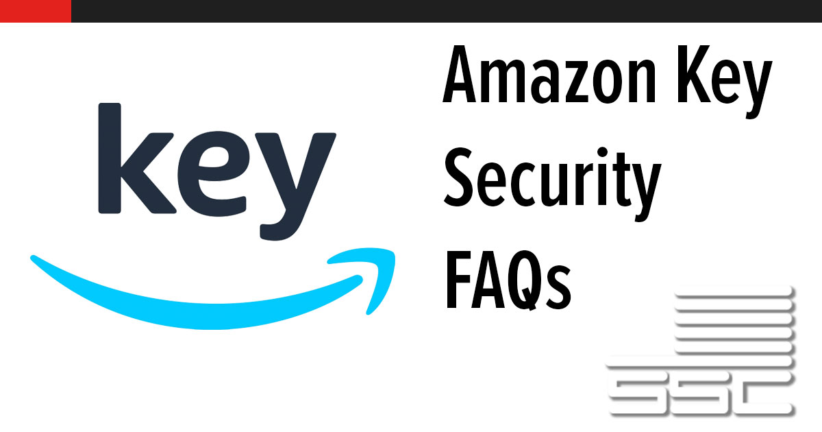 Amazon Key - Security FAQs