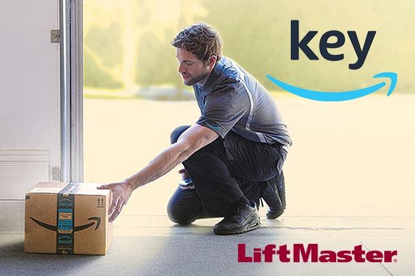 LiftMaster Amazon Key Promo