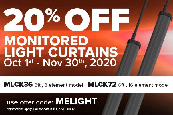Light Curtain Sale