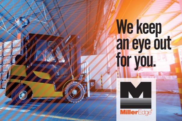 Miller Edge RBand Promo-Commercial Garage Doors