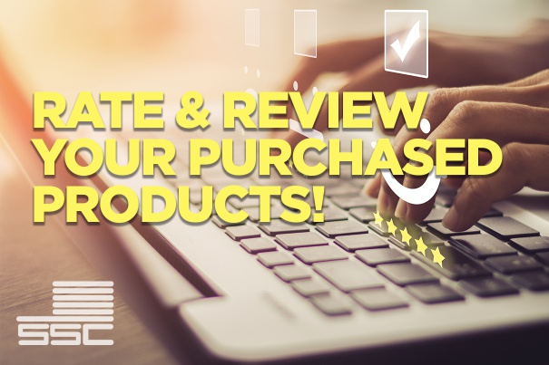 Product Reviews now Available