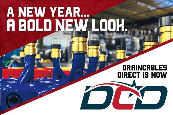 Draincables Direct is Now DCD!
