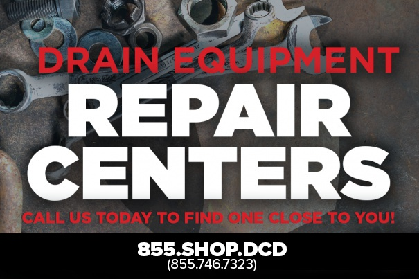 drain equipment repiair centers graphic